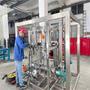 Generating hydrogen gas water electrolyzer price