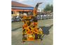 cattle sheep feed straw chopper grinder chaff feed cutter machine