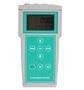 Handheld ultrasonic doppler flow meter wall mounted flow sensor