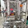 Water electrolysis plant green hydrogen