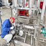 Companies producing hydrogen industrial electrolysis of water