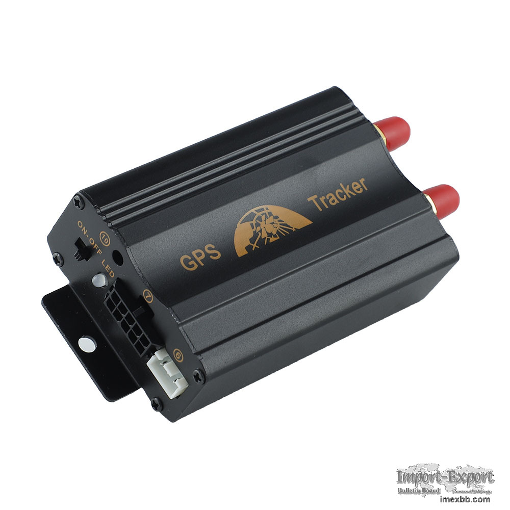 Vehicle GPS Tracker with Relay for 24V or 12v car vehicle engine immobilize