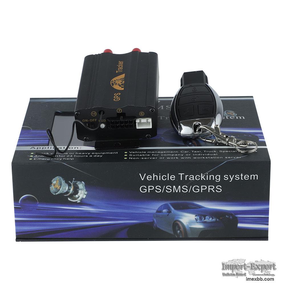 GPS Tracker Car Tracking Software APP Vehicle Tracker free platform Mobile
