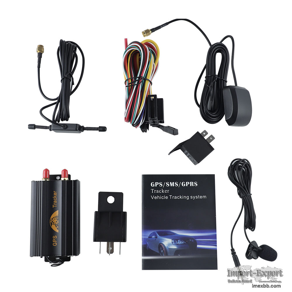 Coban gps tracker real-time tracking Truck car GPS tracker for vehicles gps