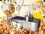 Commercial Popcorn Machine  Popcorn Maker