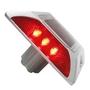 Wireless IP68 Waterproof 8000mcd Cat Eye Reflector For Safety
