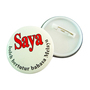 Wholesale Branded Metal Button Badge for Promotional Gifts