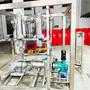 Water gas electrolysis alkaline electrolyzer stack for industrial