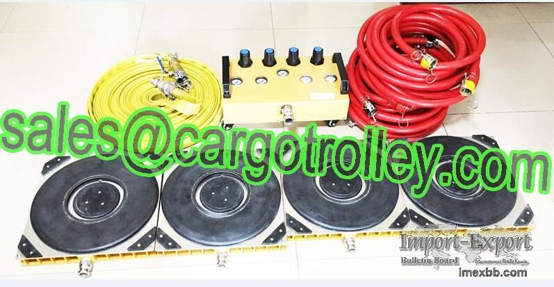 Air casters have loads air casters price air rigging systems more discount