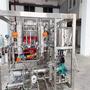 Medium sized containerised  electrolyser system hydrogen generator