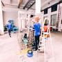 Alkaline electrolysis high quality hydrogen generation plant