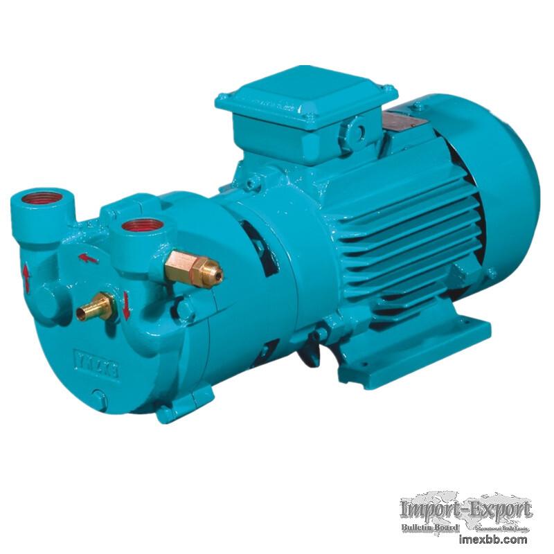 Model SK-0.3A power 1.1kw capacity 0.3 m³/min vacuum pump