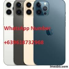 2020 Apple - iPhone 12 Pro Max 5G 512GB - Pacific Blue Unlocked