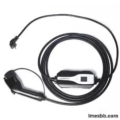 ANS Adjustable IP67 Home EV Charger IEC 62196-2 Type 2 Plug