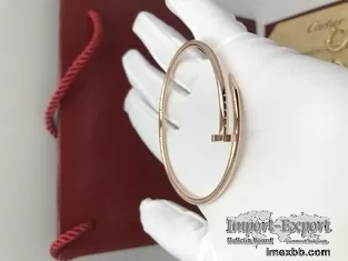 Classic Thin Juste Un Clou 18K Gold Jewelry Without Diamonds