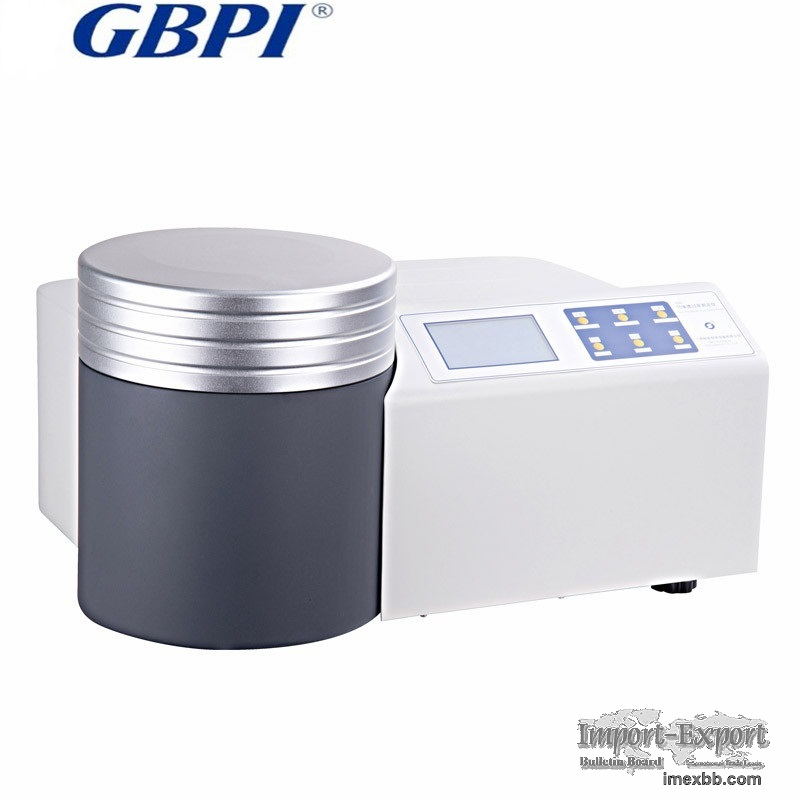 Gas transmission rate tester air permeability analyzer