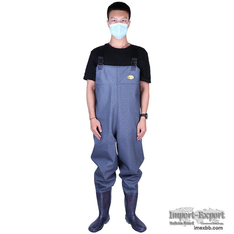 Wholesales Men's Professional Manufacturer Waterproof Breathable Custom Wad