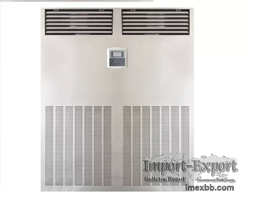 High Accuracy Precision Air Conditioning Units , 45KW Computer Room Air Con