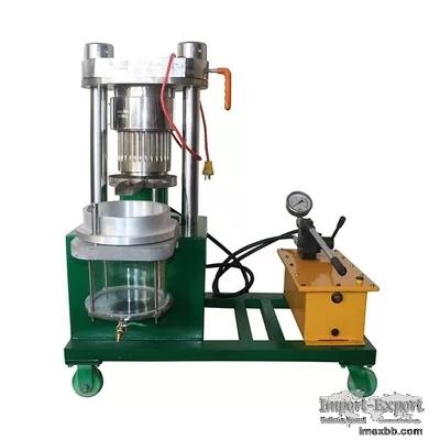 50hz 2.5KG/Batch Hydraulic Oil Press Machine Cold Seed Oil Mill Industrial