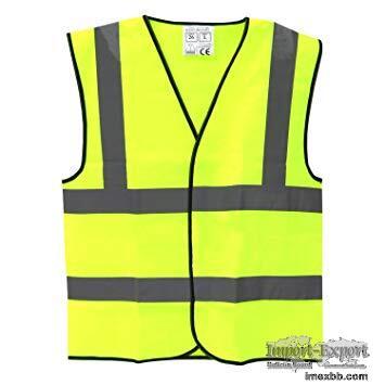 Hi-vis High Visibility Reflective Safety Vest