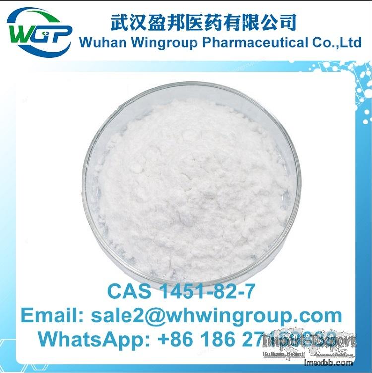 2-Bromo-4-Methylpropiophenone CAS 1451-82-7 to Russia//Ukraine