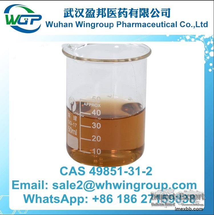 2-BROMO-1-PHENYL-PENTAN-1-ONE CAS 49851-31-2 to Russia/Ukraine/USA/Australi