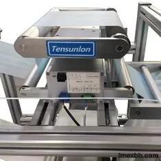 220V Non Woven Face Mask Making Machine , 9KW Disposable Face Mask Producti