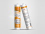 Weather-resistant Adhesive For Neutral Curtainwall