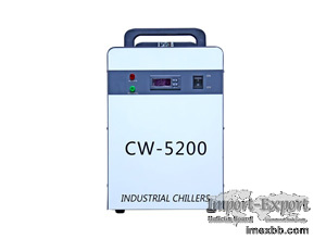Chiller CW 5200 For 8KW CNC Spindle