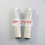 pharmaceutical cream aluminum tube packaging