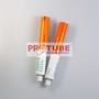 pharmaceutical ointment cream packaging aluminum tube