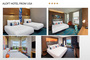 Aloft Marriott Hotel Furniture