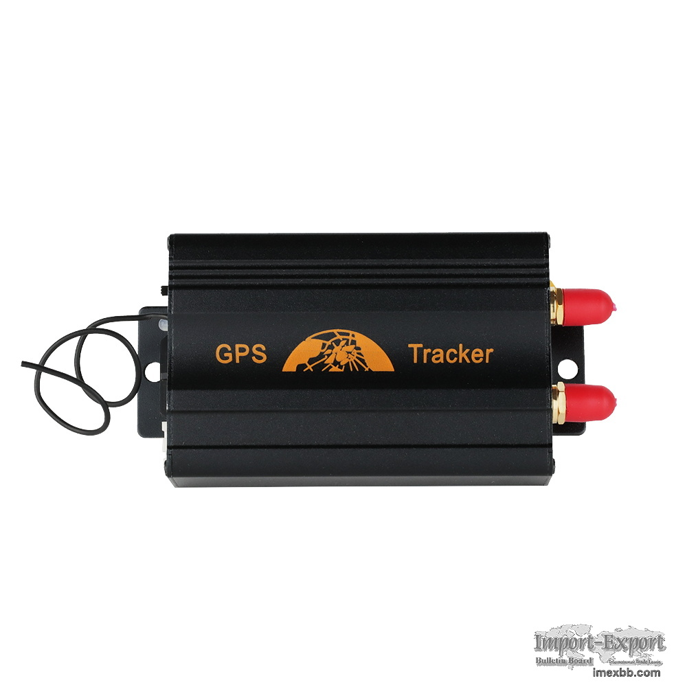 popular Vehicle GPS locator with Engine Cut and Support Online TRACKING