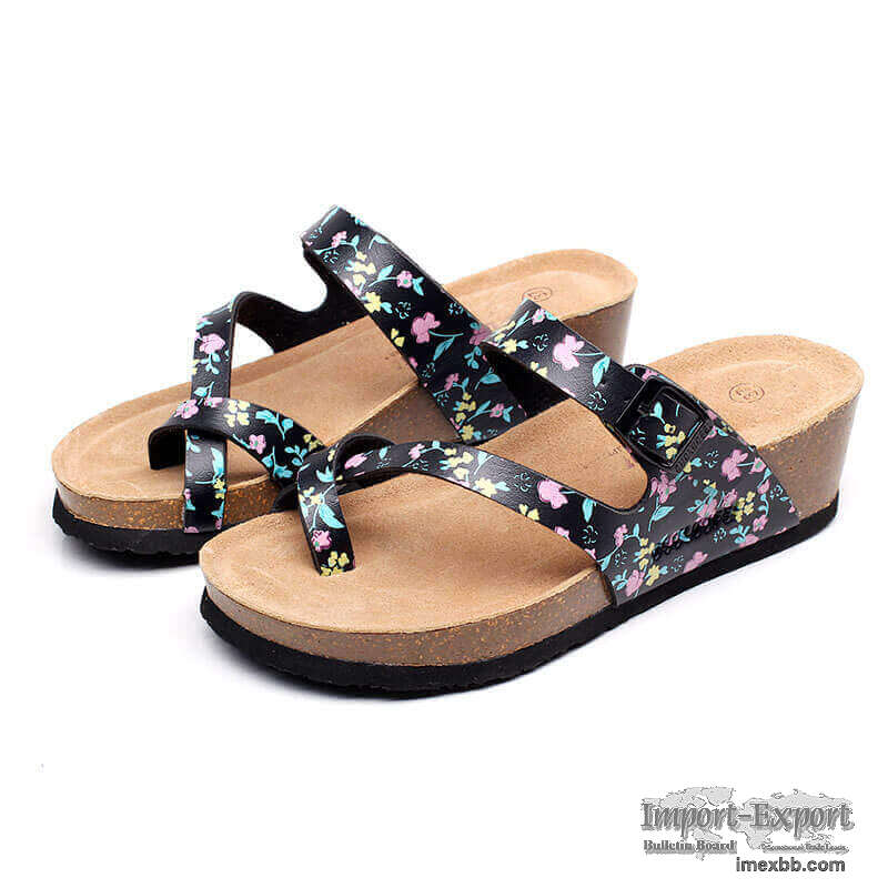 Suppliers wedge clog sandal manufacturers