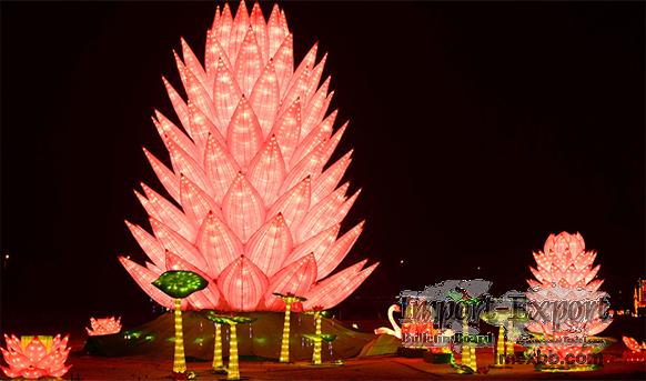 Chinese Lantern Festival & Motif Lighting