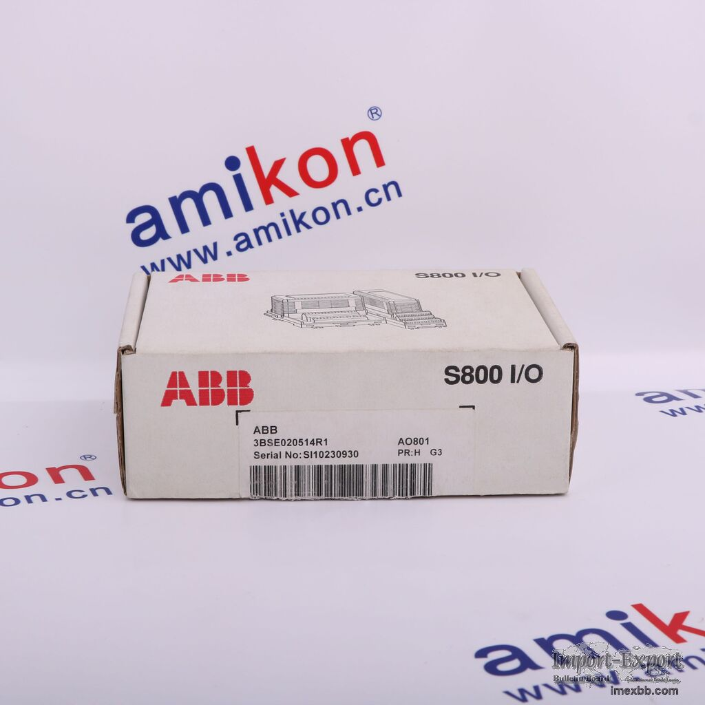 ABB DSQC346G 3HAB8101-8