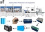 16KW Lithium Battery Making Machine AC380V Car Battery Production Line