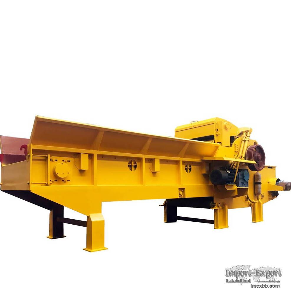 1400 big capacity wood crushing machine