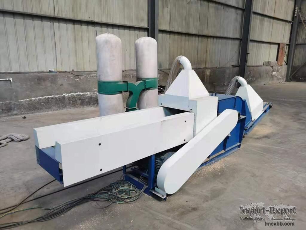 Venner waste wood sawdust making machine