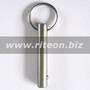 Single ball detent pin / 25SDS10