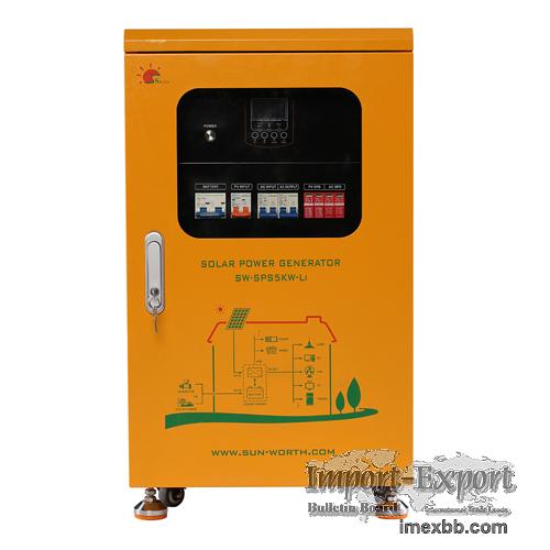 6~10KW Off Grid Solar Power System Price