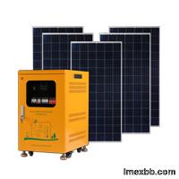 Solar Power Storage System