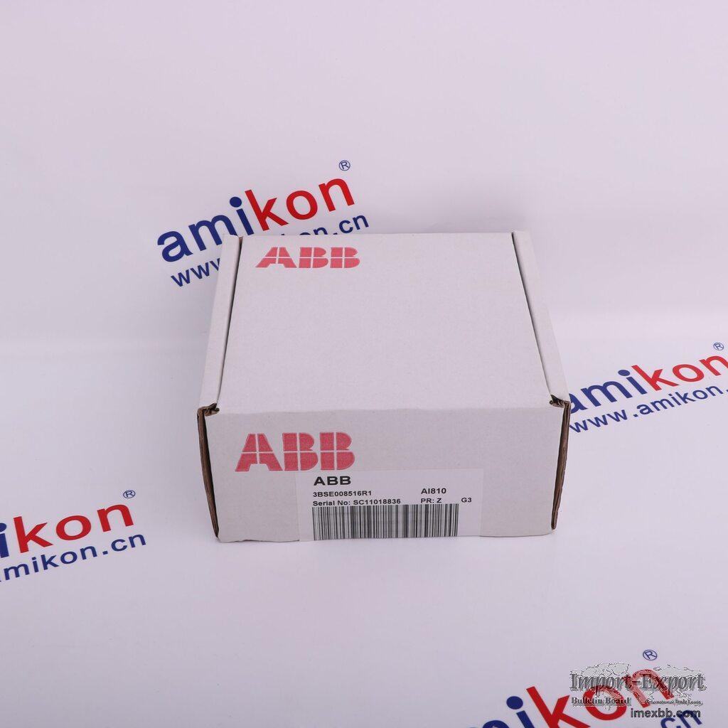 ABB 3HAC062338-003 IRB7600