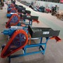 High Efficient Small Laboratory Shaking Table For Separating Ore