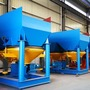 High Recovery Rate Jig Saw Machine For Gold Gravity Separation