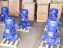 IRG centrifugal hot water pump