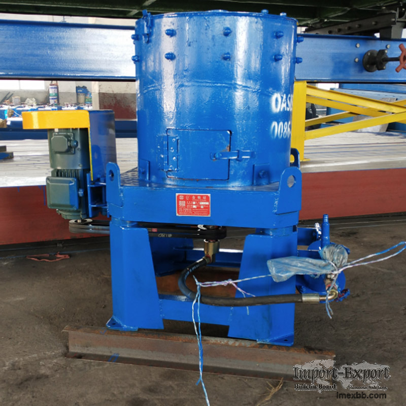 Jiangxi Factory Small Scale Gold Centrifugal Concentrator For Gold Mineral