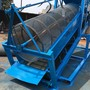 High Efficient Rotary Trommel Screen For Sand Stone Gold Mineral Processing