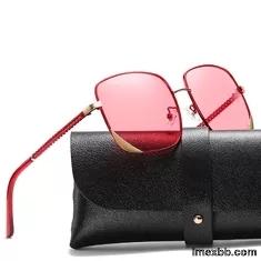 Driving Windproof Custom Polarized Sunglasses 146MM UV400 Polarized Sunglas