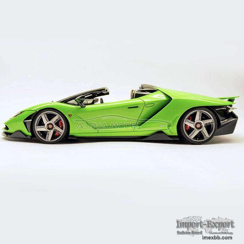 1/24 Lamborghini Centenario Roadste AM02-0012